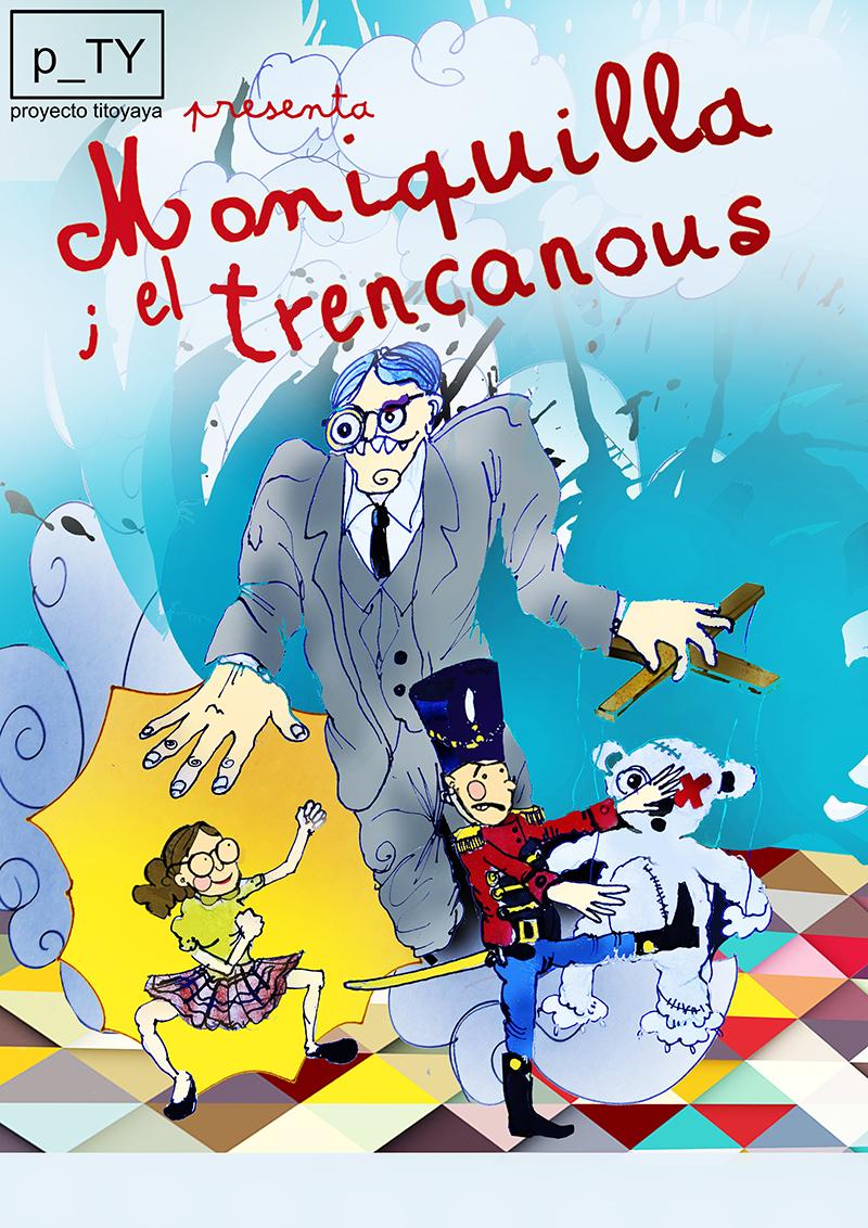 Moniquilla i el Trencanous, espectáculo seleccionado en Danza a Escena.