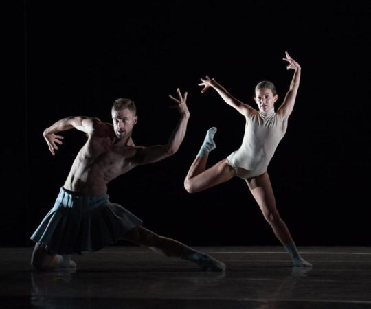 Ballet BC kicks off Jacob's Pillow festival with flair