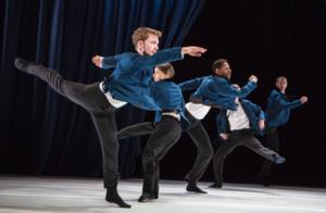 BWW Reviews: Hubbard Street Dance Chicago Takes New York City