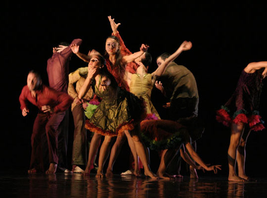 New York's Ballet Hispanico in Havana